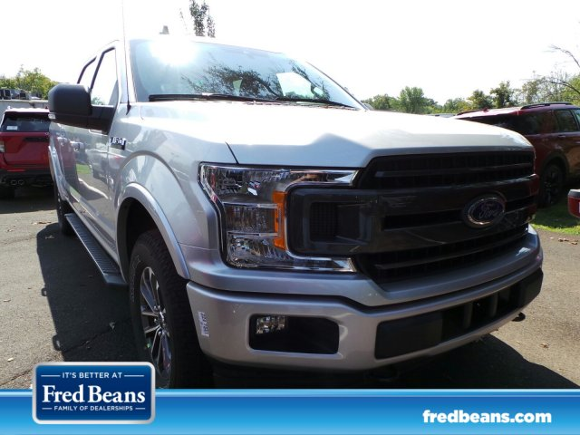 2019 F-150 SuperCrew Cab 4x4,  Pickup #F91152 - photo 1
