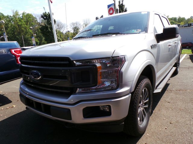 2019 F-150 SuperCrew Cab 4x4,  Pickup #F91152 - photo 7