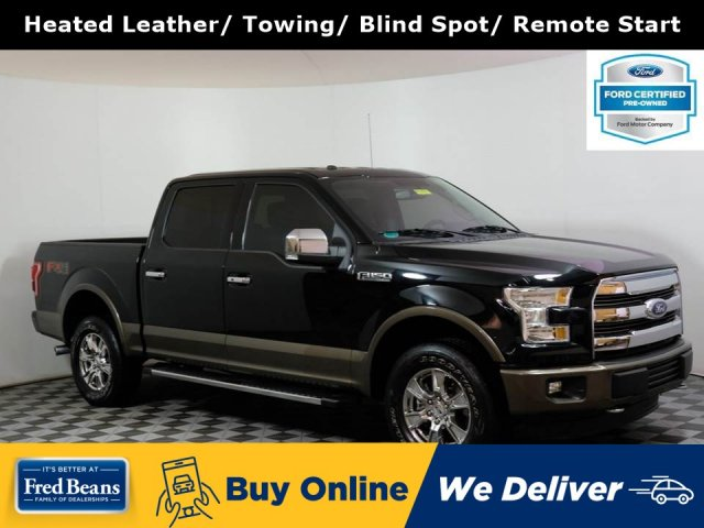 2016 F-150 SuperCrew Cab 4x4, Pickup #F911561 - photo 1