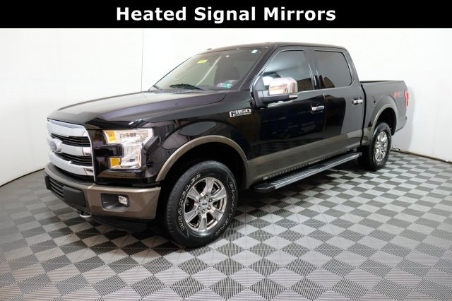 2016 F-150 SuperCrew Cab 4x4, Pickup #F911561 - photo 16