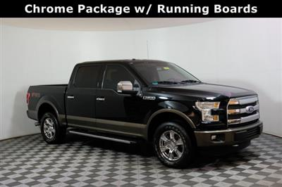 2016 F-150 SuperCrew Cab 4x4, Pickup #F911561 - photo 19