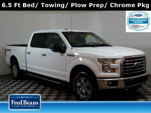 2017 F-150 SuperCrew Cab 4x4, Pickup #F912281 - photo 1