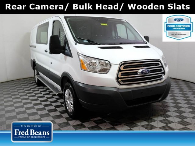 2018 Transit 250 Low Roof 4x2, Empty Cargo Van #F9317D - photo 1