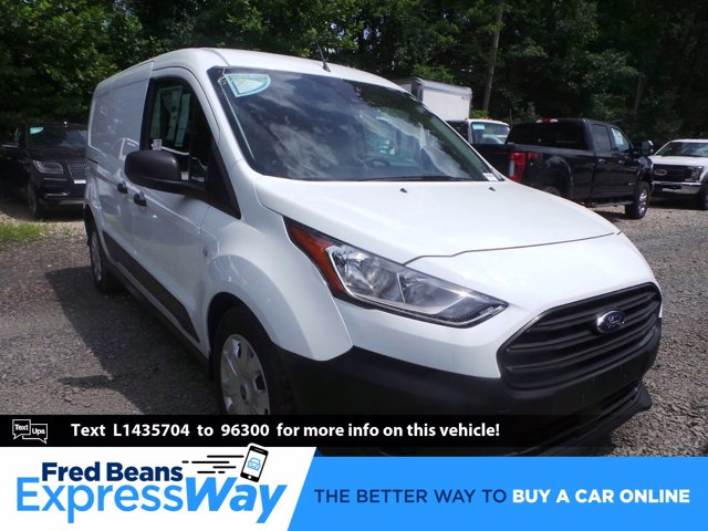 2020 Ford Transit Connect FWD, Empty Cargo Van #FU0031 - photo 1