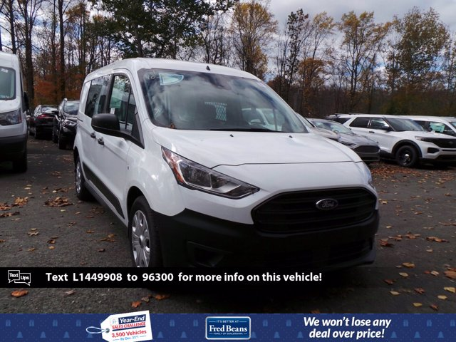 2020 Ford Transit Connect FWD, Empty Cargo Van #FU0036 - photo 1