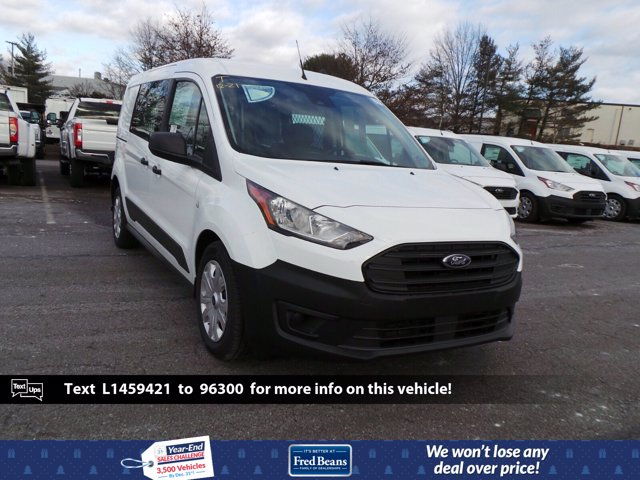 2020 Ford Transit Connect FWD, Empty Cargo Van #FU0069 - photo 1