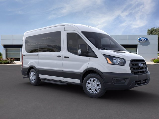 2020 Ford Transit 150 Med Roof RWD, Passenger Wagon #FU0077 - photo 12