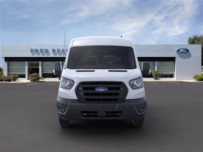 2020 Ford Transit 150 Med Roof RWD, Passenger Wagon #FU0077 - photo 9