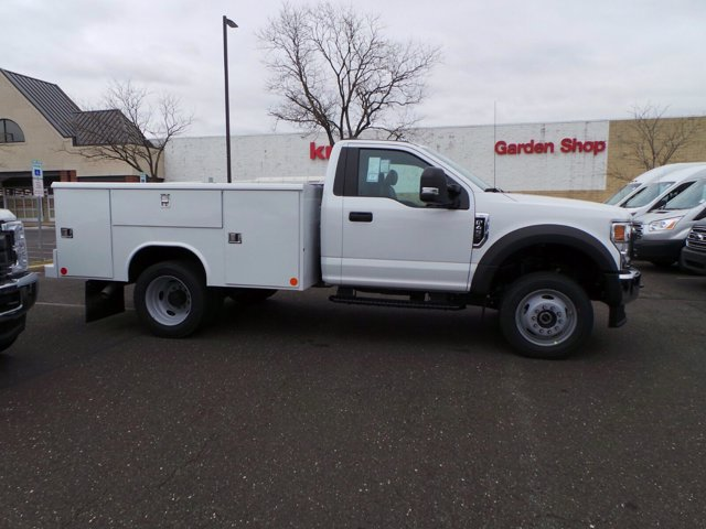 2020 Ford F-450 Regular Cab DRW 4x4, Reading Classic II Steel Service Body #FU0088 - photo 1