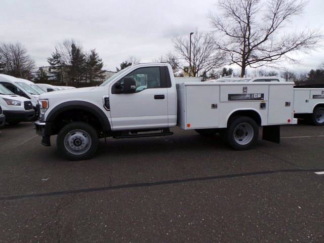 2020 Ford F-450 Regular Cab DRW 4x4, Reading Classic II Steel Service Body #FU0088 - photo 5