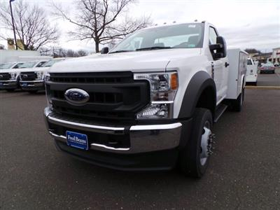 2020 Ford F-450 Regular Cab DRW 4x4, Reading Classic II Steel Service Body #FU0088 - photo 6
