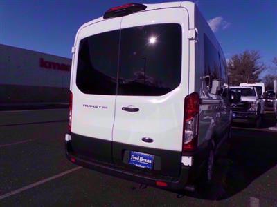 2020 Ford Transit 150 Med Roof RWD, Passenger Wagon #FU0097 - photo 2