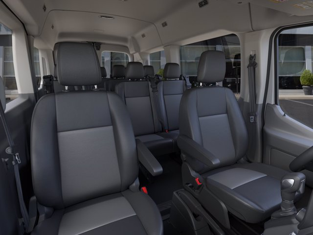 2020 Ford Transit 150 Med Roof RWD, Passenger Wagon #FU0100 - photo 10