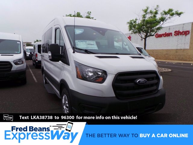 2020 Ford Transit 150 Med Roof RWD, Passenger Wagon #FU0101 - photo 1