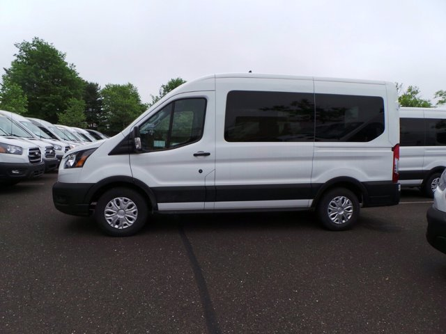 2020 Ford Transit 150 Med Roof RWD, Passenger Wagon #FU0101 - photo 26