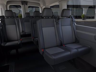 2020 Ford Transit 150 Med Roof RWD, Passenger Wagon #FU0101 - photo 12