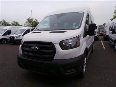 2020 Ford Transit 150 Med Roof RWD, Passenger Wagon #FU0101 - photo 27