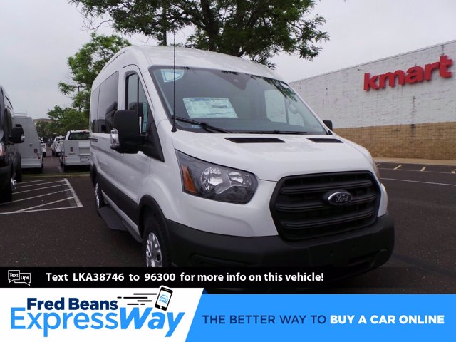2020 Ford Transit 150 Med Roof 4x2, Passenger Wagon #FU0102 - photo 1