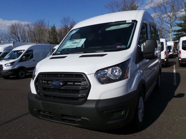 2020 Ford Transit 150 Med Roof RWD, Passenger Wagon #FU0103 - photo 28