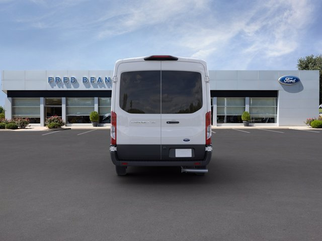 2020 Ford Transit 150 Med Roof RWD, Passenger Wagon #FU0103 - photo 6