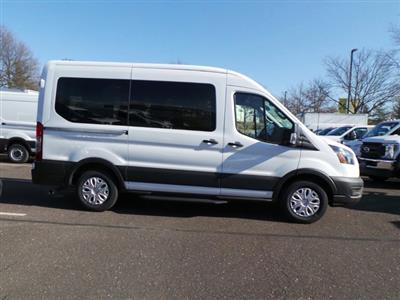 2020 Ford Transit 150 Med Roof RWD, Passenger Wagon #FU0103 - photo 23