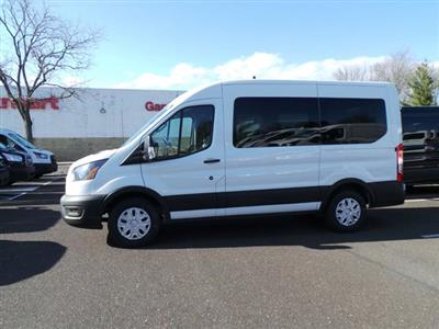 2020 Ford Transit 150 Med Roof RWD, Passenger Wagon #FU0103 - photo 27