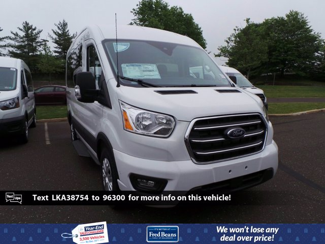 2020 Ford Transit 150 Med Roof RWD, Passenger Wagon #FU0108 - photo 1