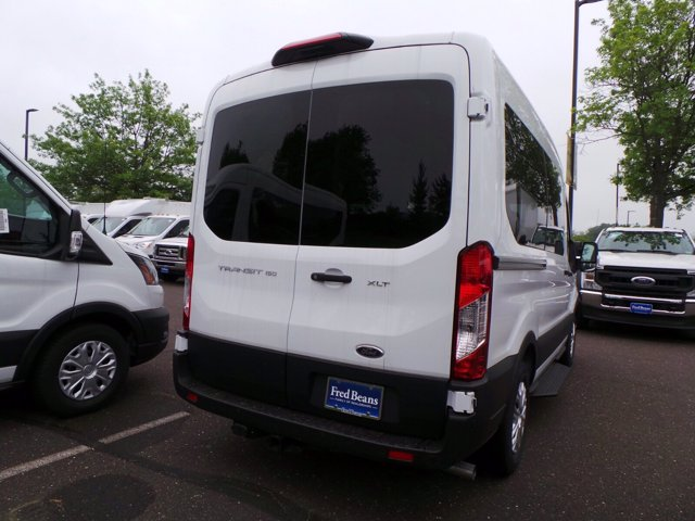 2020 Ford Transit 150 Med Roof RWD, Passenger Wagon #FU0108 - photo 23