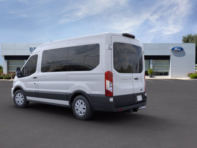 2020 Ford Transit 150 Med Roof RWD, Passenger Wagon #FU0108 - photo 8