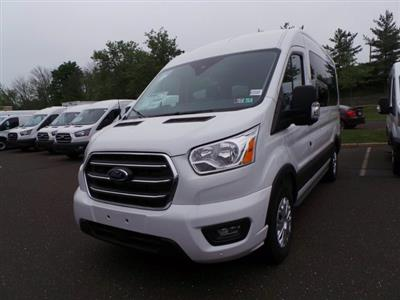 2020 Ford Transit 150 Med Roof RWD, Passenger Wagon #FU0108 - photo 27