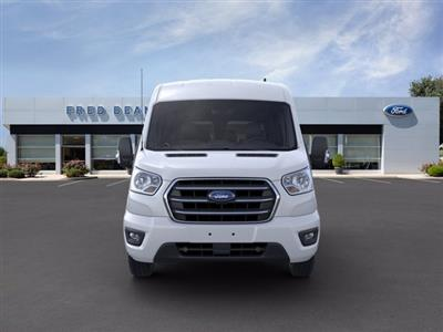 2020 Ford Transit 150 Med Roof RWD, Passenger Wagon #FU0108 - photo 4