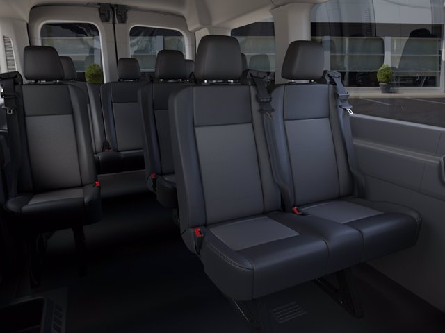 2020 Ford Transit 150 Med Roof RWD, Passenger Wagon #FU0111 - photo 16
