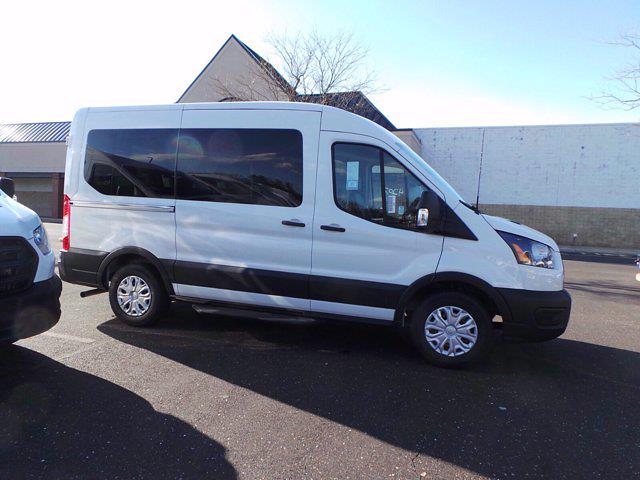 2020 Ford Transit 150 Med Roof RWD, Passenger Wagon #FU0111 - photo 23