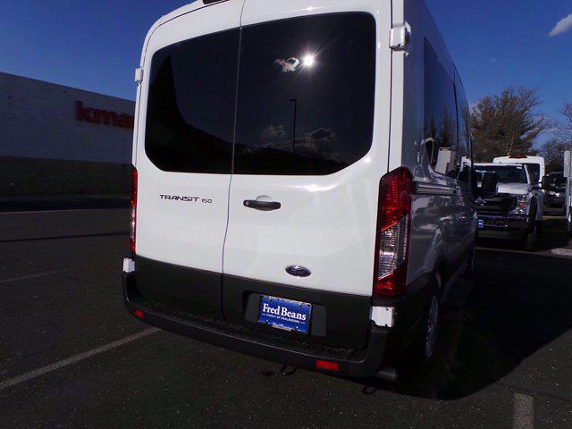 2020 Ford Transit 150 Med Roof RWD, Passenger Wagon #FU0111 - photo 24