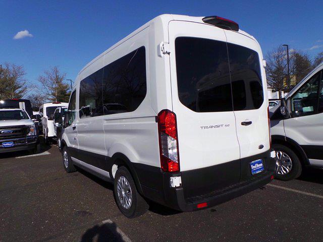 2020 Ford Transit 150 Med Roof RWD, Passenger Wagon #FU0111 - photo 26