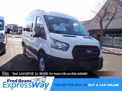 2020 Ford Transit 150 Med Roof RWD, Passenger Wagon #FU0111 - photo 1