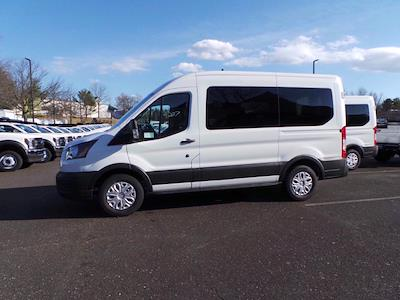 2020 Ford Transit 150 Med Roof RWD, Passenger Wagon #FU0111 - photo 27