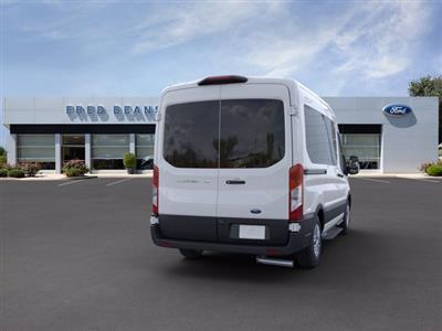 2020 Ford Transit 150 Med Roof RWD, Passenger Wagon #FU0113 - photo 2