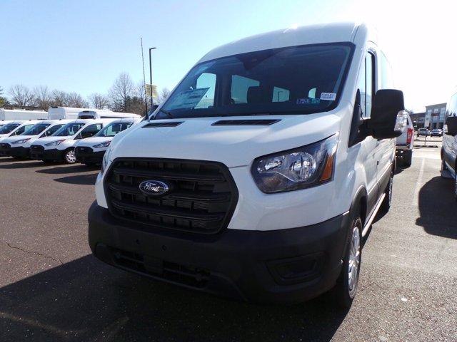 2020 Ford Transit 150 Med Roof 4x2, Passenger Wagon #FU0123 - photo 27