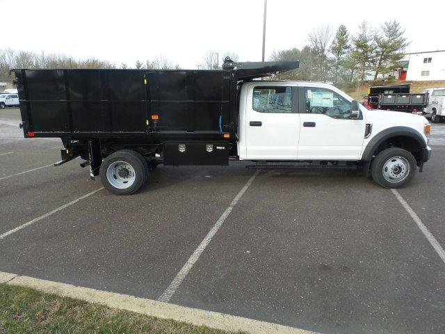 2020 Ford F-550 Crew Cab DRW 4x4, PJ's Landscape Dump #FU0137 - photo 5