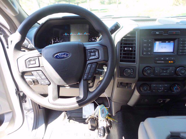 2020 Ford F-450 Regular Cab DRW 4x4, Reading Classic II Steel Service Body #FU0157 - photo 10