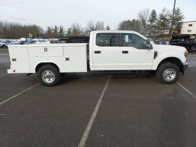 2020 Ford F-350 Crew Cab 4x4, Reading Classic II Steel Service Body #FU0161 - photo 5