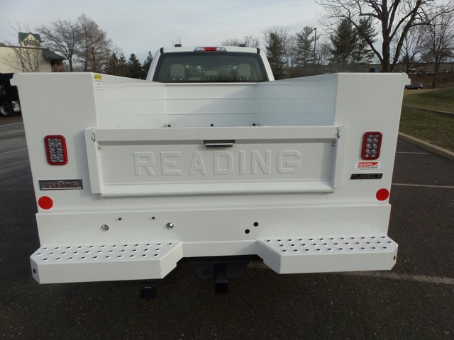 2020 Ford F-350 Crew Cab 4x4, Reading Classic II Steel Service Body #FU0161 - photo 7