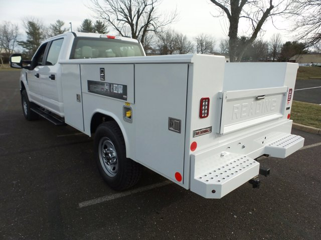 2020 Ford F-350 Crew Cab 4x4, Reading Classic II Steel Service Body #FU0161 - photo 2
