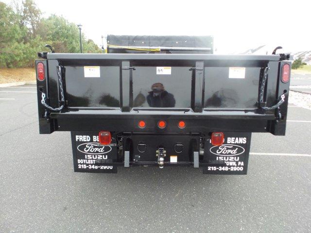 2020 F-450 Regular Cab DRW 4x4, Rugby Eliminator LP Steel Dump Body #FU0165 - photo 7