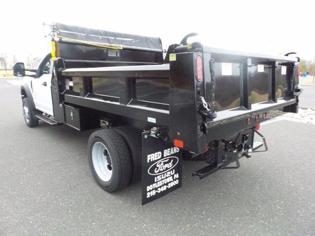 2020 F-450 Regular Cab DRW 4x4, Rugby Dump Body #FU0165 - photo 1