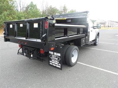 2020 F-450 Regular Cab DRW 4x4, Rugby Eliminator LP Steel Dump Body #FU0165 - photo 6