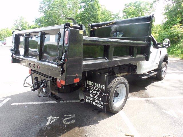 2020 Ford F-550 Regular Cab DRW 4x4, Rugby Eliminator LP Steel Dump Body #FU0166 - photo 2