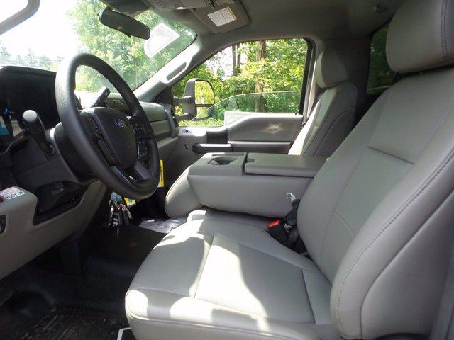 2020 Ford F-550 Regular Cab DRW 4x4, Rugby Eliminator LP Steel Dump Body #FU0166 - photo 8