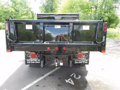2020 Ford F-550 Regular Cab DRW 4x4, Rugby Eliminator LP Steel Dump Body #FU0166 - photo 7